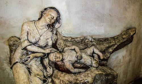 refugee-mother-child